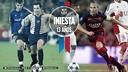 Andrés Iniesta en équipe première depuis 13 ans / MONTAGE-FCB