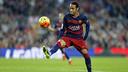 Neymar Jr avant son deuxième but face à Villarreal / MIGUEL RUIZ - FCB