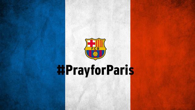 #PrayforParis (WEB)