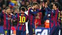 Messi, Piqué and Jordi Alba have all scored against Real Madrid / MIGUEL RUIZ - FCB