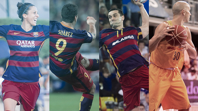 Yet another lively weekend awaits at FC Barcelona / FCB