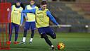 Leo Messi a reçu le feu vert médical pour affronter le Real Madrid / MIGUEL RUIZ - FCB