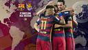 Les horaires de FC Barcelone - Real Sociedad / FCB