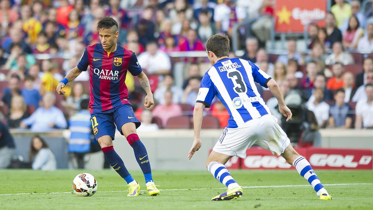 ميغيل رويز- نادي برشلونة
