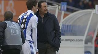 Eusebio back at Camp Nou