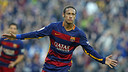 Neymar is league top scorer / MIGUEL RUIZ-FCB
