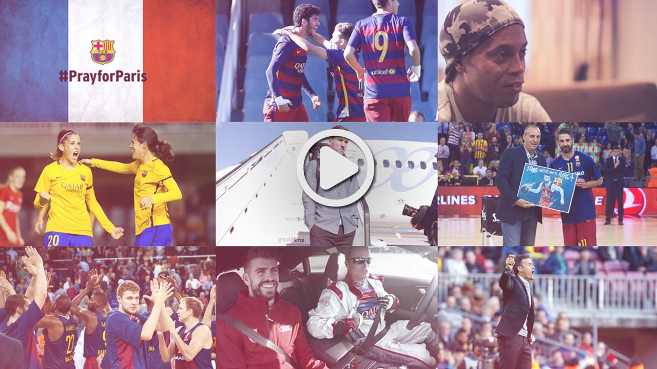 Best videos from November / FCB