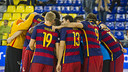 Barça bounce back after defeat in Europe / VICTOR SALGADO - FCB
