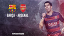 Barça -Arsenal will be played on Wednesday 16 March / FCB