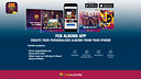 Instructions for using the new FCB Albums app  / FCB