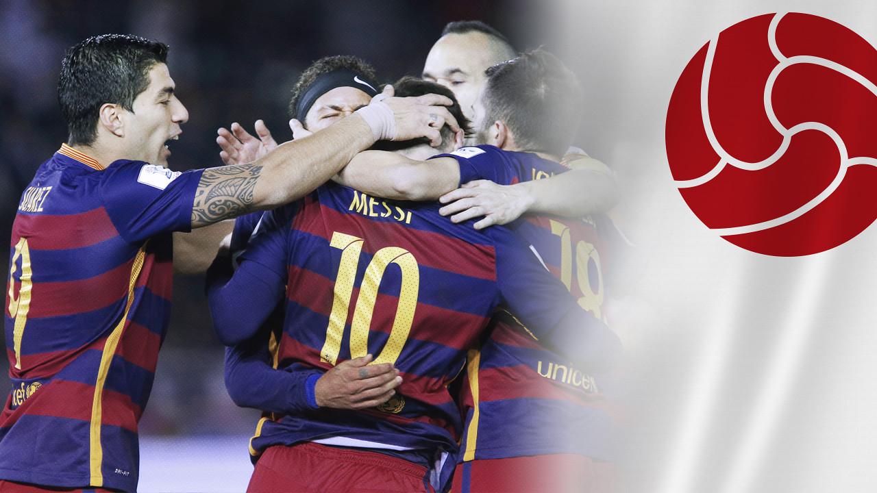 ویدیو: دانلود گل ها و خلاصه ی بازی بارسلونا 3 _ 0 ریور پلاته