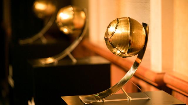 """Globe Soccer Awards: მესი - წლის საუკეთესო ფეხბურთელი, """"ბარსელონა"""" - საუკეთესო გუნდი"""