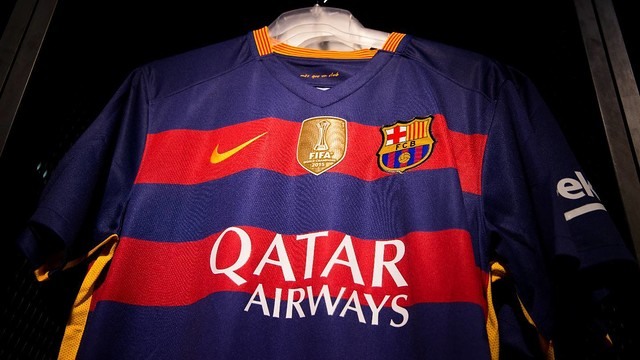 db6807702 FC Barcelona to debut world champions badge against Betis