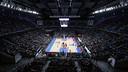 El Barça va silenciar el Palacio de los Deportes de Madrid / ACB MEDIA