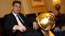 Leo Messi earned the best player award / MIGUEL RUIZ - FCB