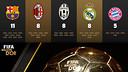FC Barcelona, 11 Ballon d'Or