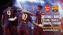 Arsenal - FC Barcelona Tickets