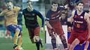 L'agenda del FC Barcelona per al cap de setmana del 23 i 24 de gener / FOTOMUNTATGE FCB