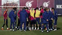 Luis Enrique announced his squad on Wednesday morning / MIGUEL RUIZ-FCB