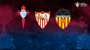 These are the three clubs that Barça could potentially meet next / FCB