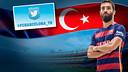 Creativitat twitter turc FC Barcelona