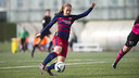 Alexia opened the scoring in Sunday's 3-0 win / VÍCTOR SALGADO - FCB