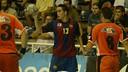 Valero Rivera spent his formative years at FC Barcelona / FCB