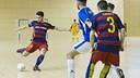 FC Barcelona Lassa - CFS La Unión / VICTOR SALGADO - FCB