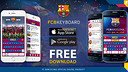 The FCB Keyboard is now available for iOS / FCB