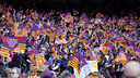 FC Barcelona supporters at Camp Nou / MIGUEL RUIZ - FCB