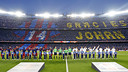 Johan Cruyff mosaic/ MIGUEL RUIZ - FCB