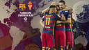 Barça are back at home after an amazing 8-0 win at Deportivo midweek / FCB