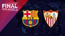 COPA DEL REY 2016 FCB-SEVILLA
