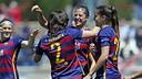 Barça enjoyed a goal-fest in the derby / MIGUEL RUIZ - FCB