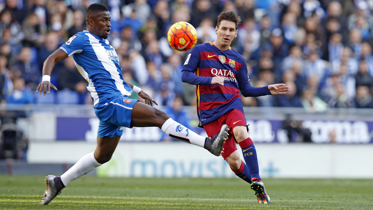 Leo Messi and FC Barcelona played to a scorless draw at Espanyol in their first La Liga clash this season. / MIGUEL RUIX - FCB