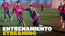 Streaming entrenamiento 07/05/16 ESP