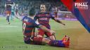 Suarez et Neymar rêvent de doublé / Montage FCB