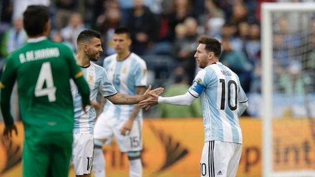 Messi ha liderado a su selección en la segunda mitad - FIFA