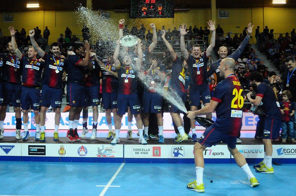 Fc Barcelona Intersport - Copa Asobal